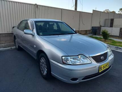 2004 Toyota Avalon - Dual Fuel - Well Maintained - Rego Aug 2018