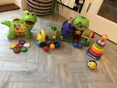 vtech baby toys bundle
