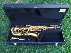 Saxophone (tenor) Virginia Brisbane North East Preview