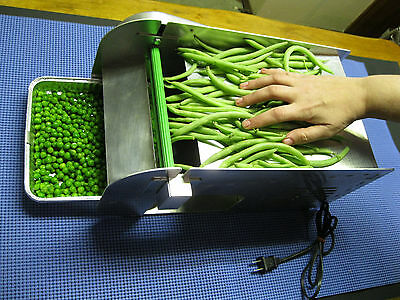 Electric Mr. Pea Sheller- Bean Huller-* NEW* Aluminum