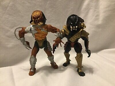 Predator Kenner Action Figure 1999 Two Action (Predator Two)