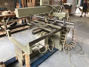 Multi borer 3 axis spindle drilling and boring machine Edwardstown Marion Area Preview