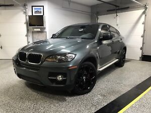 Unique 2010 BMW X6 Must See