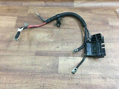Vauxhall Corsa E 1.4 2015 alternator starter motor wiring loom 39018450