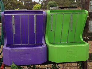 Horse feeders Polymaster Macclesfield Mount Barker Area Preview
