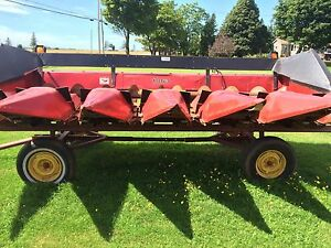 1063 Case IH Corn Head