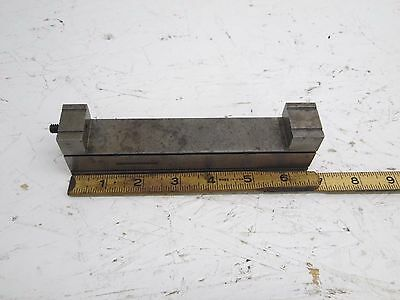 Toolmaker Machinist Tookmaking Clamp Vise Work Holder Opening 5 18