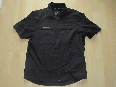 Vaude Me Men´s Pier Shirt Rad bikeshirt schwarz Gr. 48 / S NEU