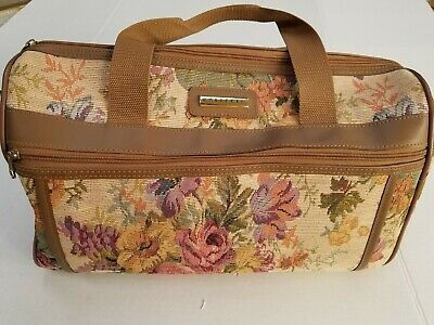 Weekend Travel Bag Flower Mosaic Design Must See $29.81