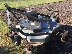 "60"" Finishing Mower for riding tractor"
