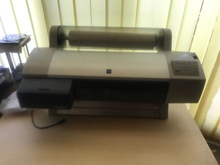 Epson Stylus Pro 7500 wide format printer  Fulham Gardens Charles Sturt Area Preview