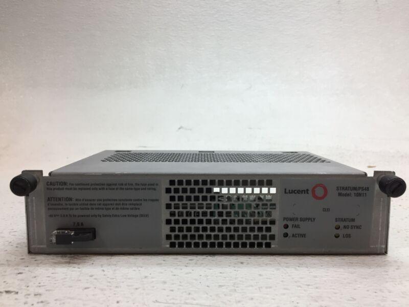 Lucent Straum/ps48 10n11 Psax 1000 Power Supply Module Ns10n113bd Bap2h01gae