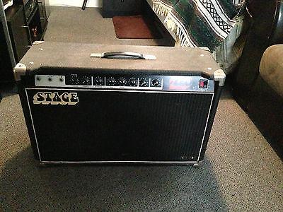 Vintage Univox Stage 720 Guitar Amp