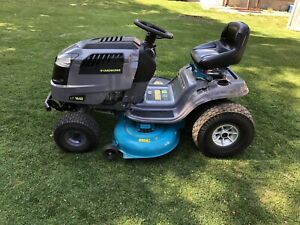 16.5HP YardWorks Lawn Tractor