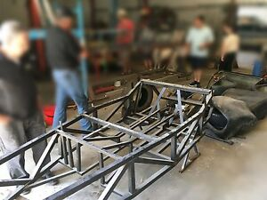 Lotus Super Seven Kit car project Oakford Serpentine Area Preview