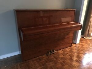 Apartment style Piano