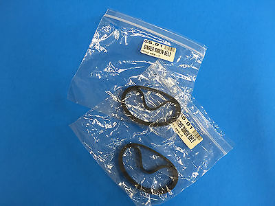 New- Total of 4 Singer Simon Vacuum Cleaner Power Nozzle Belts SMB3