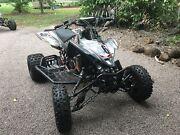250cc Apex/YZ250F Hybrid ATV Berrimah Darwin City Preview