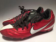 Nike T90 Soccer/Football Boots (Size 5Y, EUR 37.5) Enfield Port Adelaide Area Preview