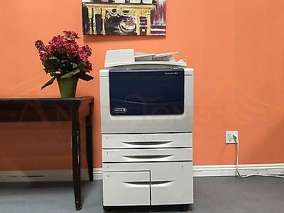 Xerox Workcentre 5855 Black White Mfp Laser Copier 5845 5865 5875 5890 A3