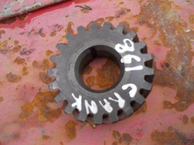 Ford 861 Gas Tractor Engine Motor Crankshaft Crank Drive Gear