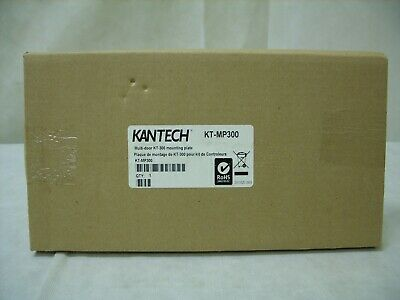 Kantech Multi-door Mounting Plate 6 X 8  Kt-mp300 - Nos