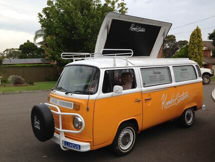 Mobile Food and Coffee Vans - established and profitable! Drummoyne Canada Bay Area Preview