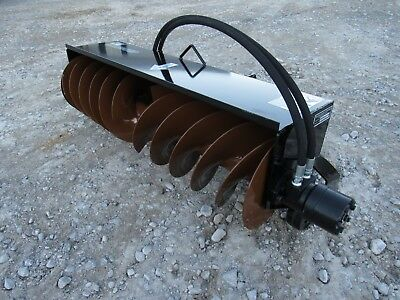 Toro Dingo Mini Skid Steer Trench Cover Up Filler Attachment - Ship 199