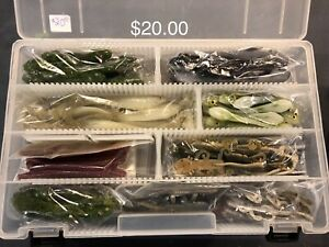 Soft Plastic Fishing Lures-Buy 1 **or ALL 7 Plano 3700 $95**