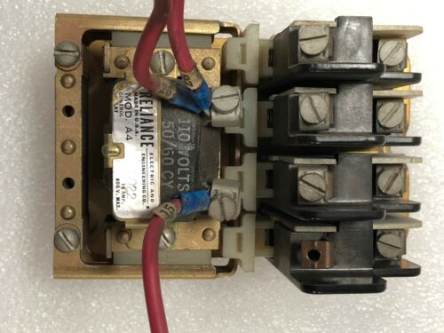 Reliance Electric A-4  Contactor