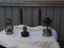 3 x Antique Lanterns Gympie Gympie Area Preview
