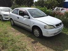 HOLDEN ASTRA TS COUPE 2DOOR PARTS WRECKING DISMANTLING AVAILABLE Smithfield Parramatta Area Preview