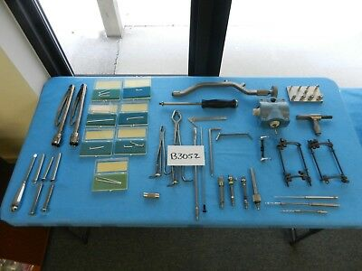 Richards Smith Nephew Zimmer Surgical Orthopedic Instruments