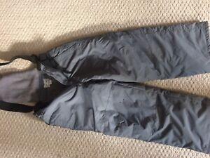 boys rain jacket, snow pt sz 6-6x, shoe (sz 1), cleats sz 2