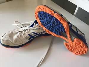 Asics Gel Peake 5 Cricket Shoes Wishart Brisbane South East Preview