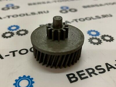 Double Gear Of Servo Motor Mounted On The Bmw Atc 300 Gearbox