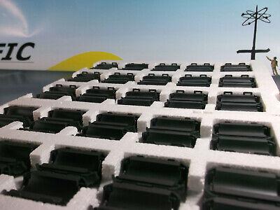 Tdk Zcat2436-1330a-bk Split Core Ferrite Clamp On Noise Filter Qty10