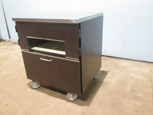"""PRODUCTS"" HD COMMERCIAL (NSF) ROLLING BEVERAGE EQUIPMENT STATION CABINET/STAND"