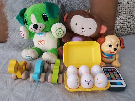 Baby toy Bundle Excellent condition