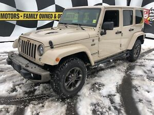 2016 Jeep WRANGLER UNLIMITED 75th Anniversary, Navigation, 4*4,