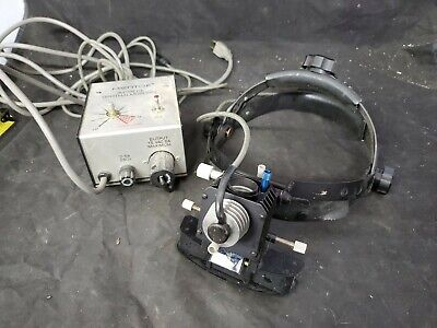 Mentor Indirect Ophthalmoscope Transformer Model 22-7700 Working G2