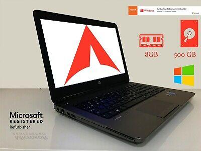 "HP ProBook 640 G2 14"" Intel i5 8GB RAM 500GB SSD Win 10 pro WiFi USB Grade A  segunda mano  Embacar hacia Mexico"