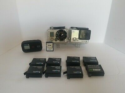 GoPro Hero 2, Hero 3 Camera Lot