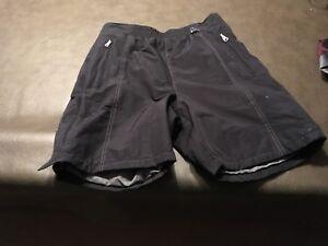 Ski race shorts