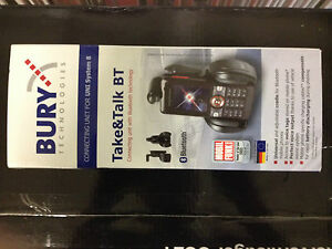 Bury take and talk Universal Bluetooth Cradle for system 8 NEW ^