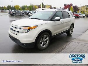 2014 Ford Explorer Limited 3.5L V6 TI-VCT, LUXURY 7 SEATER SU...