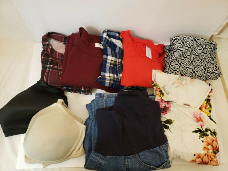 Maternity Clothes Collection Size L-XL