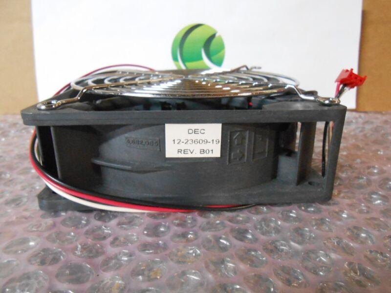 DEC HP 12-23609-19 FAN TUBE AXIAL 48V FAN UNIT.