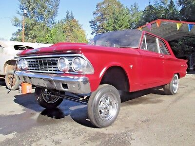Vintage Style Gasser Straight Axle Race Car Old School Project No Reserve LOOK!