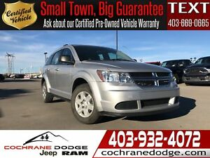 2011 Dodge Journey SE 5 PASS- JUST ARRIVED